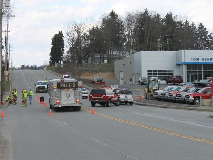 UPDATE: Victim Identified in Fatal Motorcycle Accident on Route 8 in