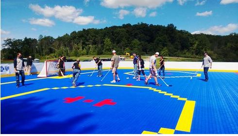 Richland Dek Hockey Celebration to Kick Off in November