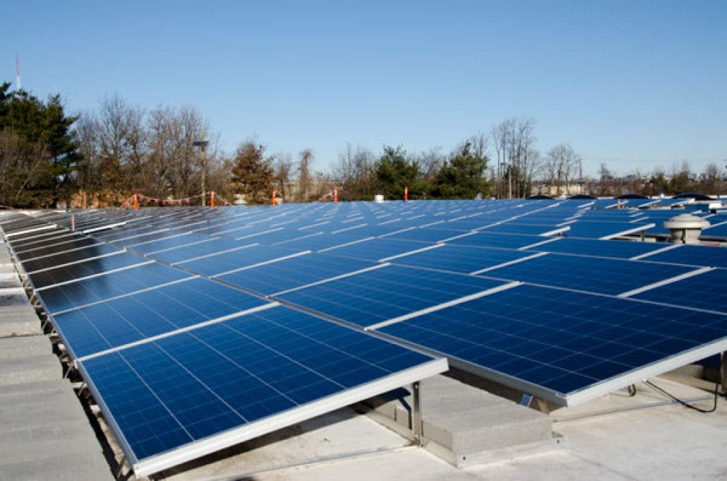 Largest Solar Power System at a N J  Hospital Goes Live at