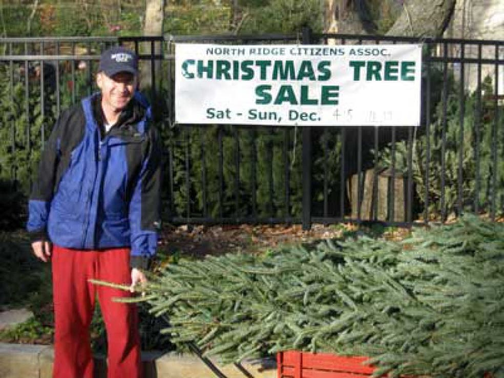 Garden Ridge Christmas Trees.North Ridge Annual Community Christmas Tree Sale Del Ray
