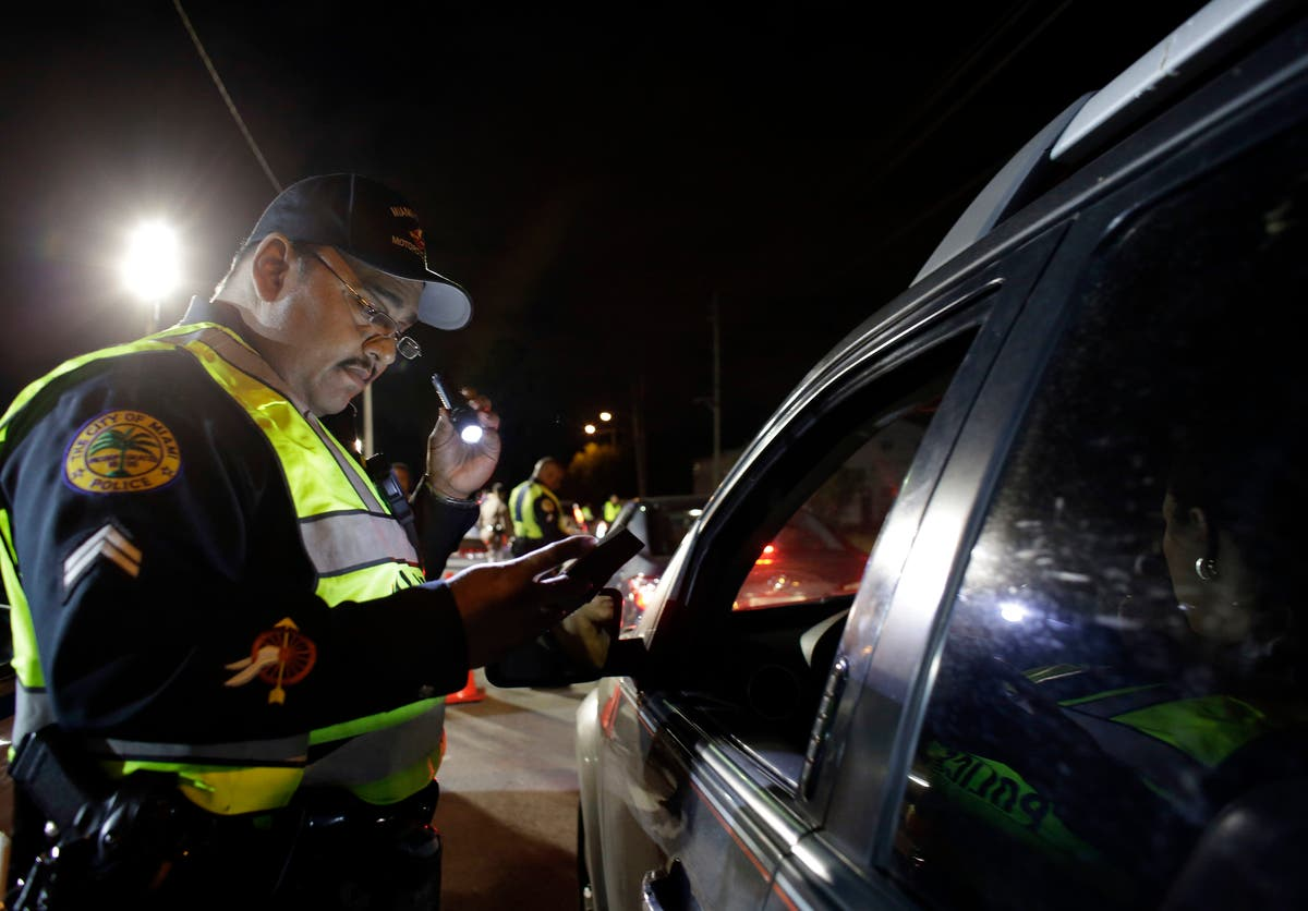 2 DUI Checkpoints In Massachusetts Christmas Weekend