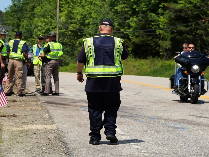 Driver Arrested After Killing 7 Motorcyclists In Nh Ag Concord