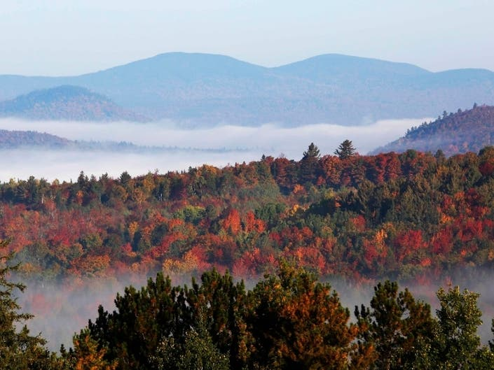NH Fall Foliage Peaks This Weekend