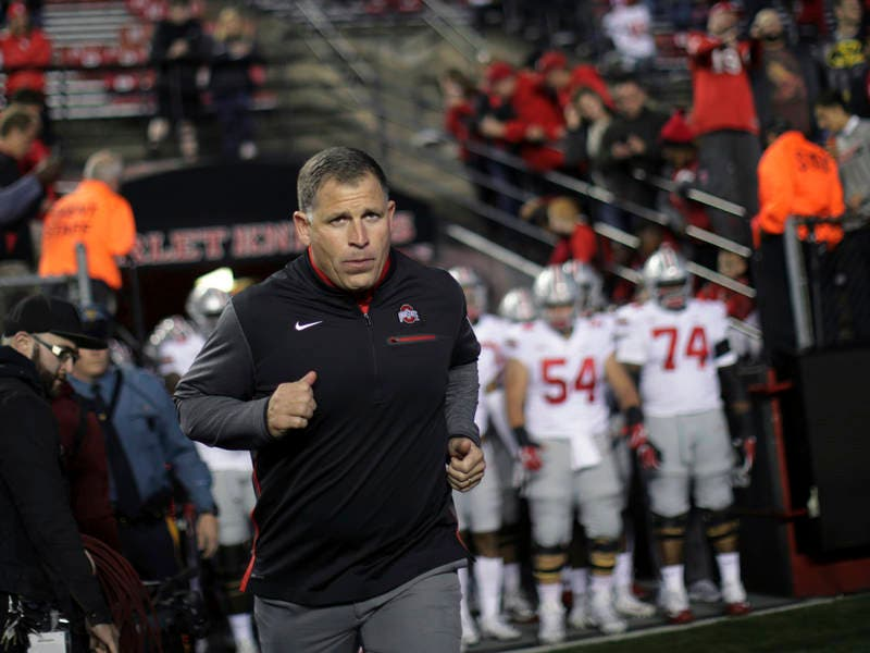 Ex-Rutgers Coach Is Not Going To New England Patriots  Report  0fb30dcff