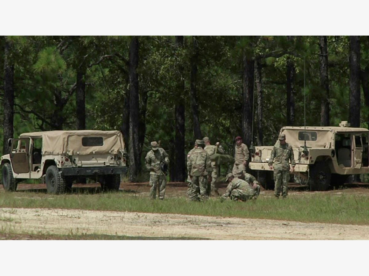 Soldier Killed, 14 Others Hurt In Fort Bragg Training Exercise