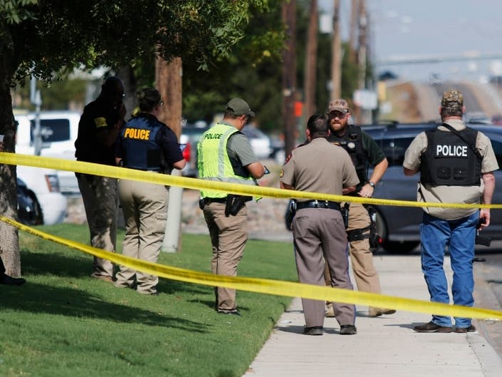Death Toll Rises To 7 In Odessa, Texas Mass Shooting