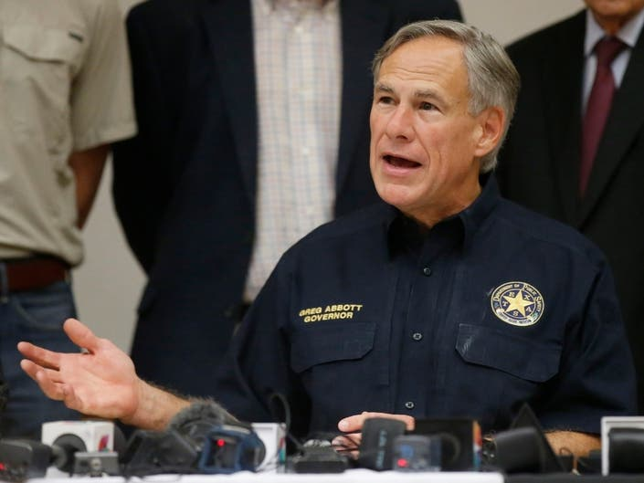 Abbott Issues 8 Orders Aimed At Stopping Potential Mass Shooters