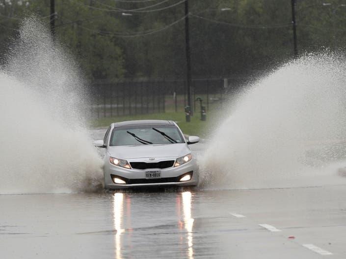 Imelda In Houston: Flash Flood Emergency In Surrounding Counties