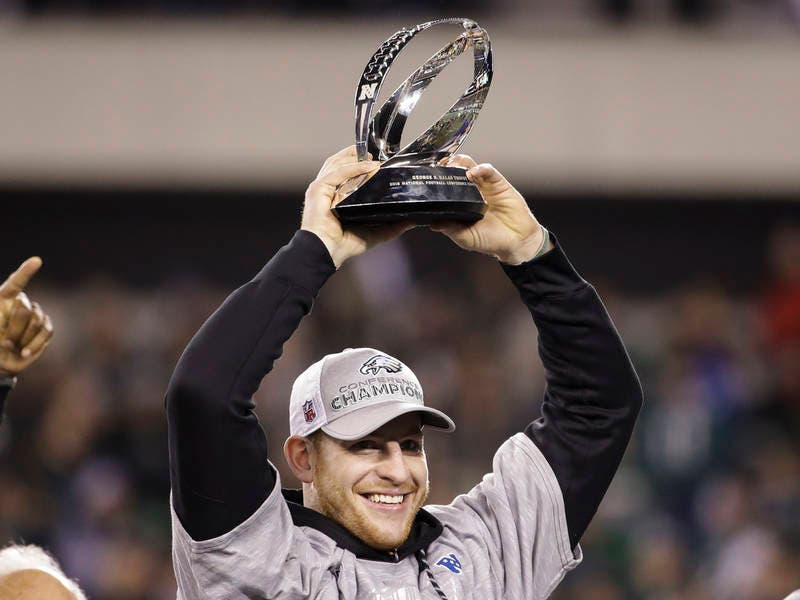 Chesco Family Names Baby Girl After Carson Wentz Report