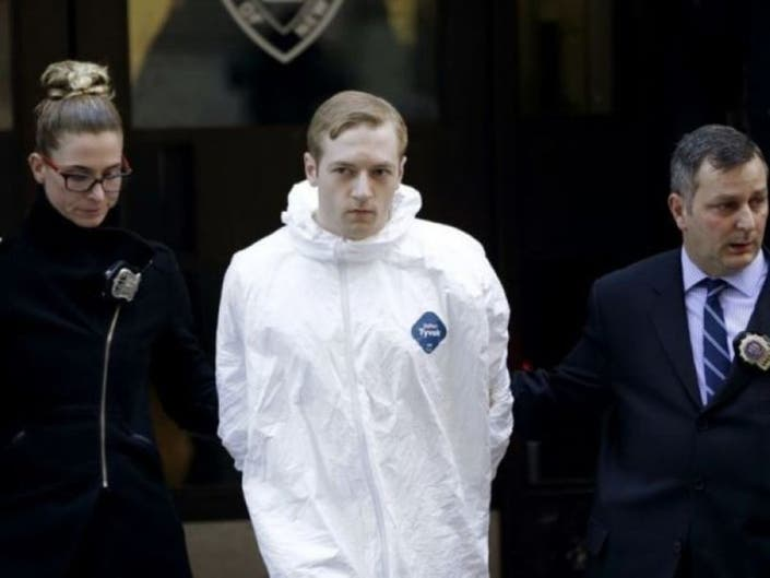 NYC White Supremacist Sword Attacker Pleads Guilty To Terrorism