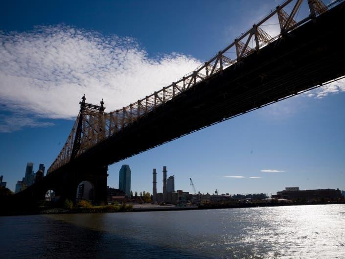 UES Board Backs Study For Pedestrian Path On Queensboro Bridge