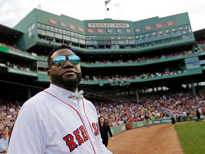 David Ortiz Upgraded To Good, Remains In ICU
