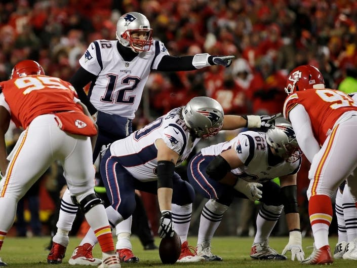 Dont Mess With Tom: Man Who Pointed Laser At Brady Fined