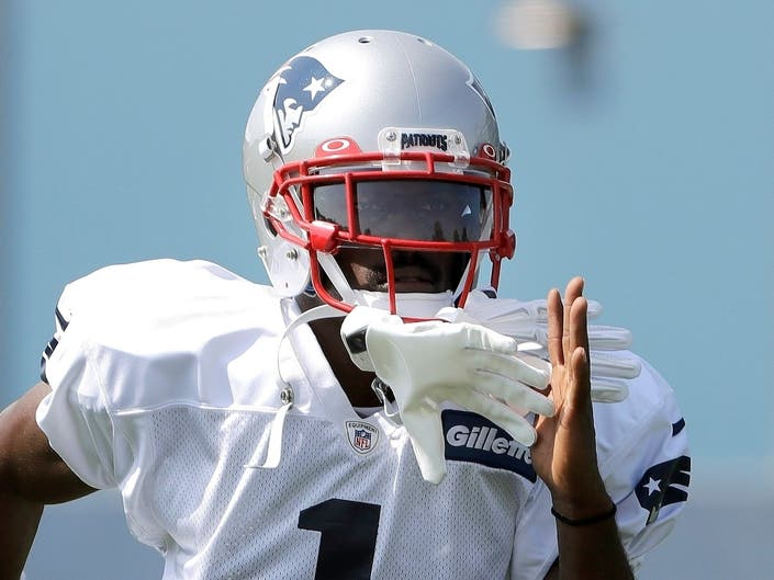 Antonio Brown Will Play For New England Patriots