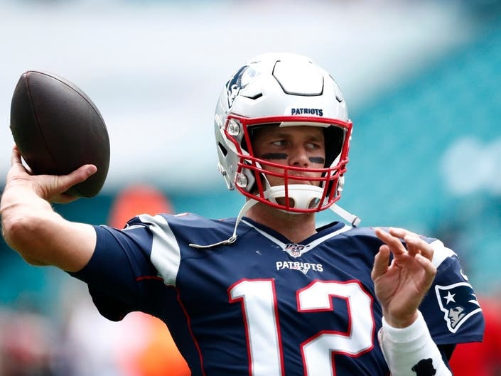 Tom Brady Lands On Patriots Injury Report