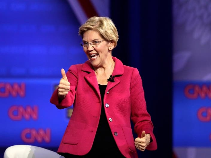 The Elizabeth Warren One-Liner Everyone Is Talking About