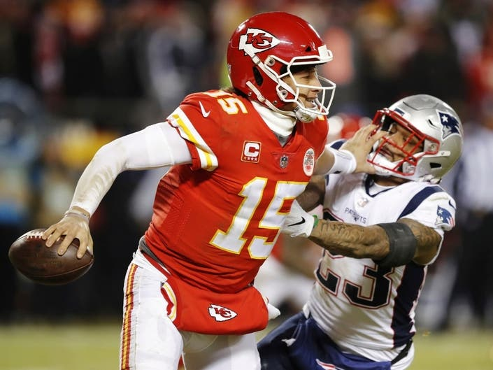 Chiefs Equipment Mishap Has Them In Danger Of Forfeiting: Report