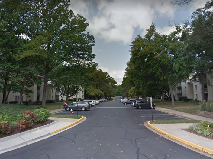 Fire Breaks Out In Reston Apartment Complex
