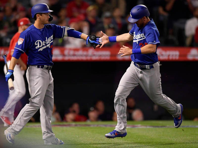 Freeway Series Heads To Dodgers Stadium