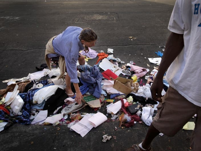 Trash Scandal: LA Cracks Down On Businesses, Seeks Homeless Help