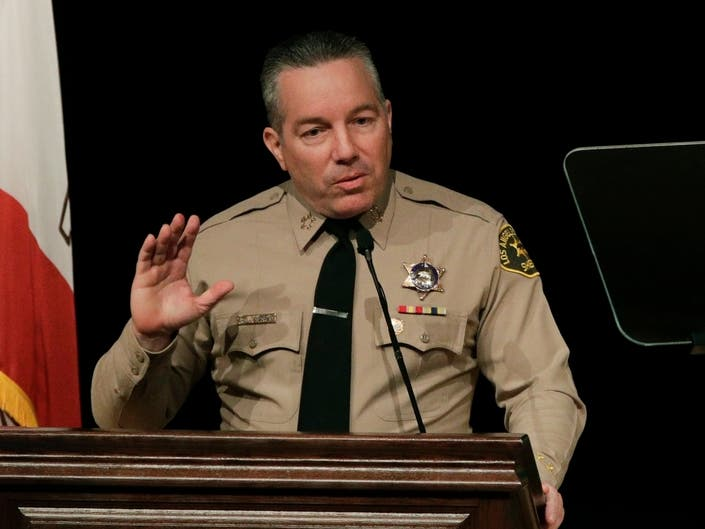 County Dems Rebuke Their Own Pick For Sheriff
