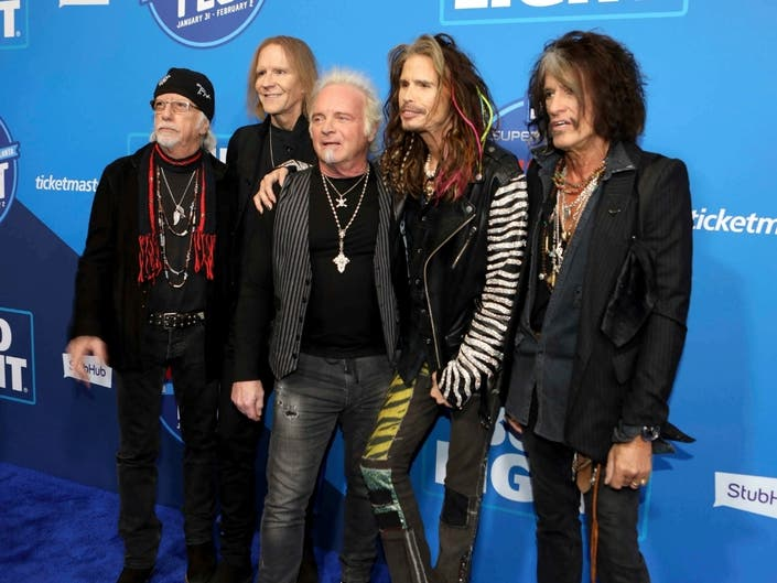 Aerosmith To Be Honored As MusiCares Person of the Year