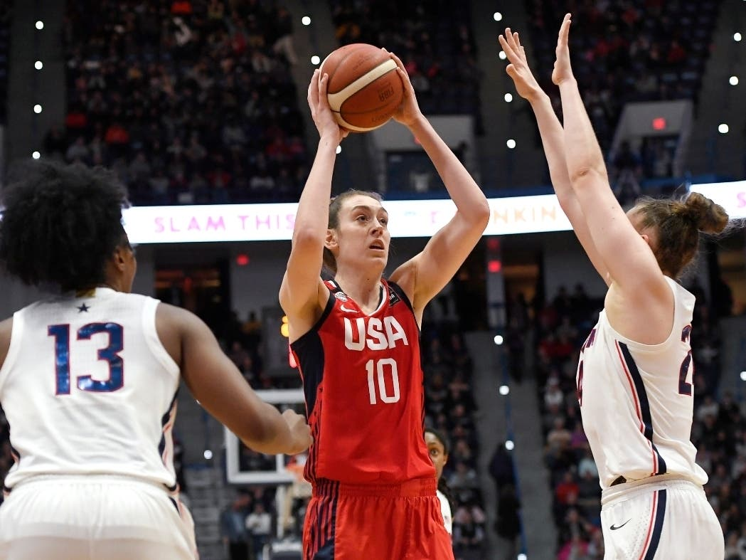 Kelsey Plum To Play On U.S. Team In Olympic Qualifying Tournament