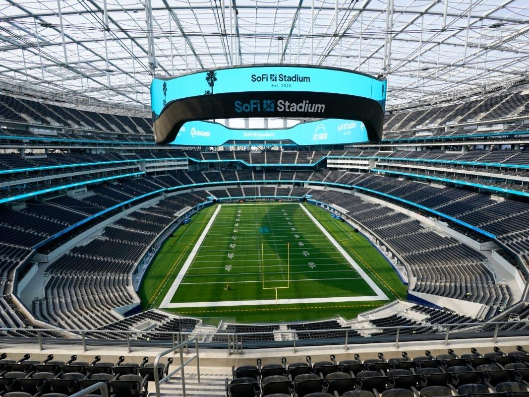 Sofi Stadium Ready For Nfl Football Rams Go To Work Sunday San Juan Capistrano Ca Patch