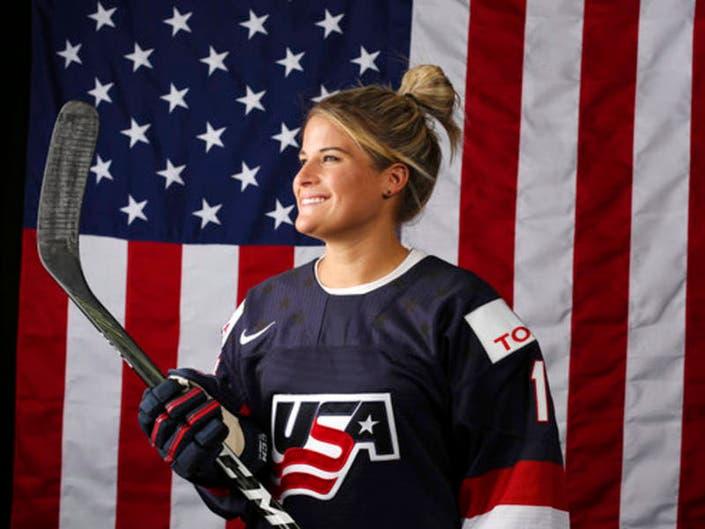 45557d39cce 2018 Olympics  U.S. Women s Hockey Team Schedule