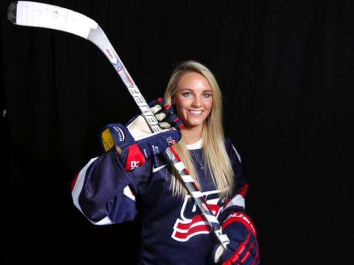 717793f048e 2018 Olympics  U.S. Women s Hockey Team Looks For Gold