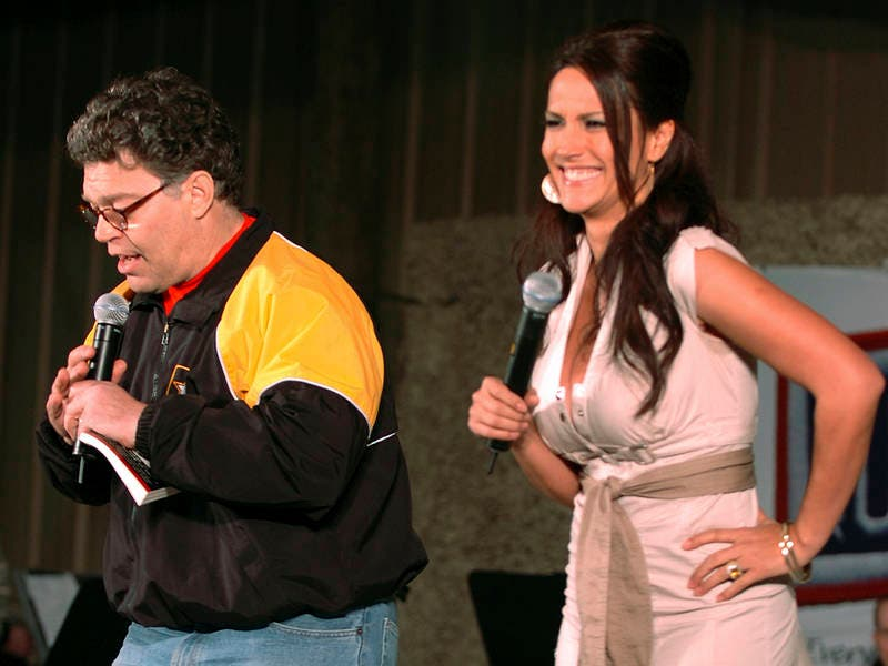 Al Franken's Accusers >> Al Franken Accuser Leeann Tweeden 5 Things To Know Southwest