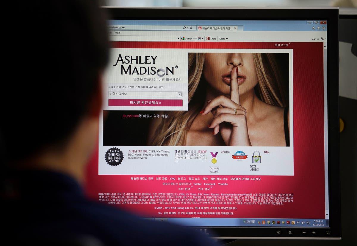 Ashley madison asian