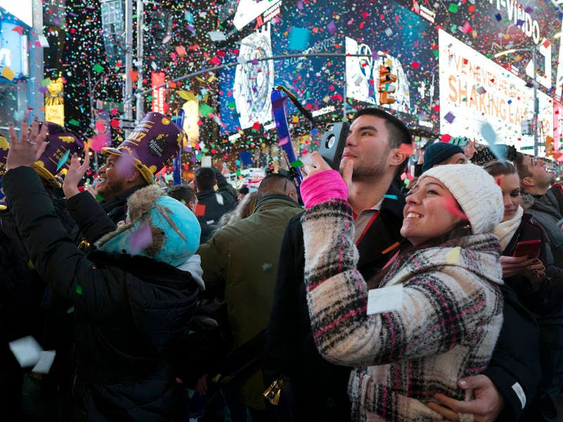 New Years Eve Time Square Tickets