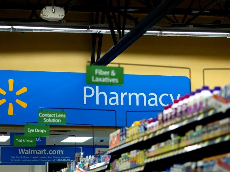 Springfield Walmart Offering Free Opioid Disposal Kits
