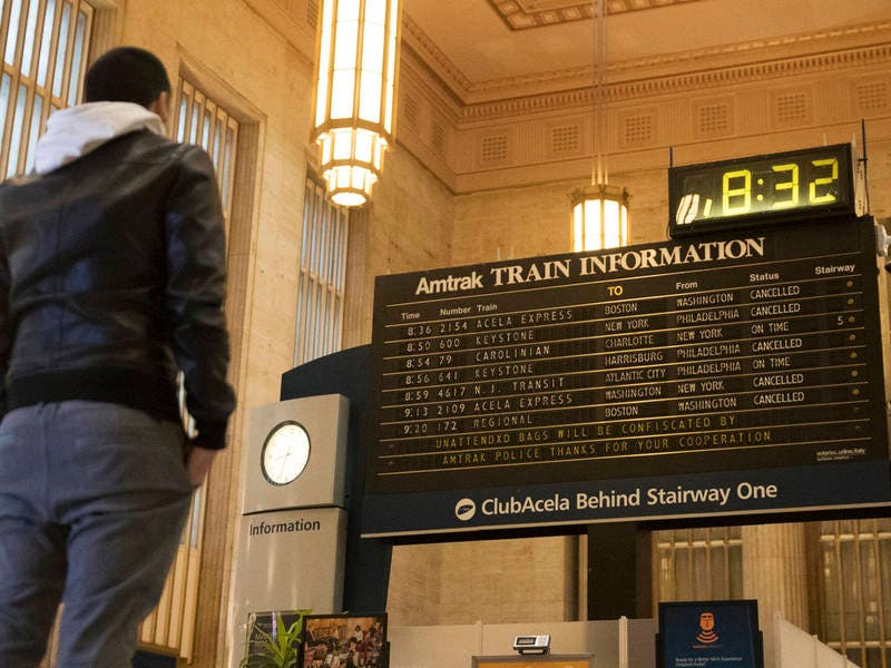 30th Street Station Getting $15M For Upgrade Work