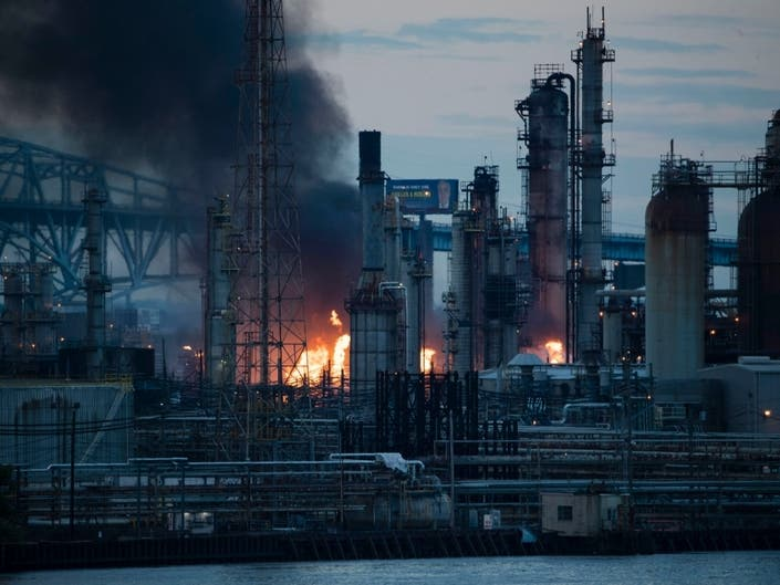 Philadelphia Energy Solutions To Close Refinery, Report Says