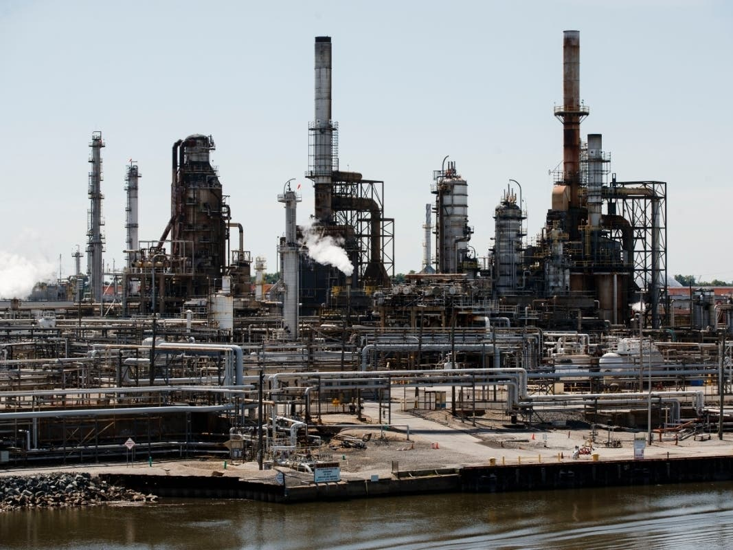 Philadelphia Refinery Files For Bankruptcy After Explosion
