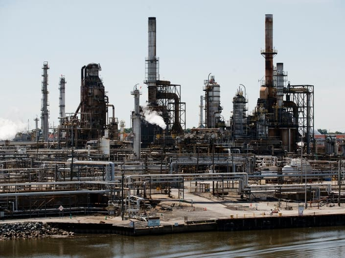 Philadelphia Refinery Files For Bankruptcy After Explosion, Fire