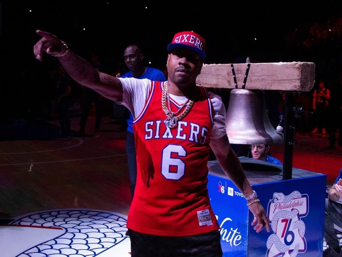 Philly Bar, Yards Team Up For Allen Iverson-Inspired Beer