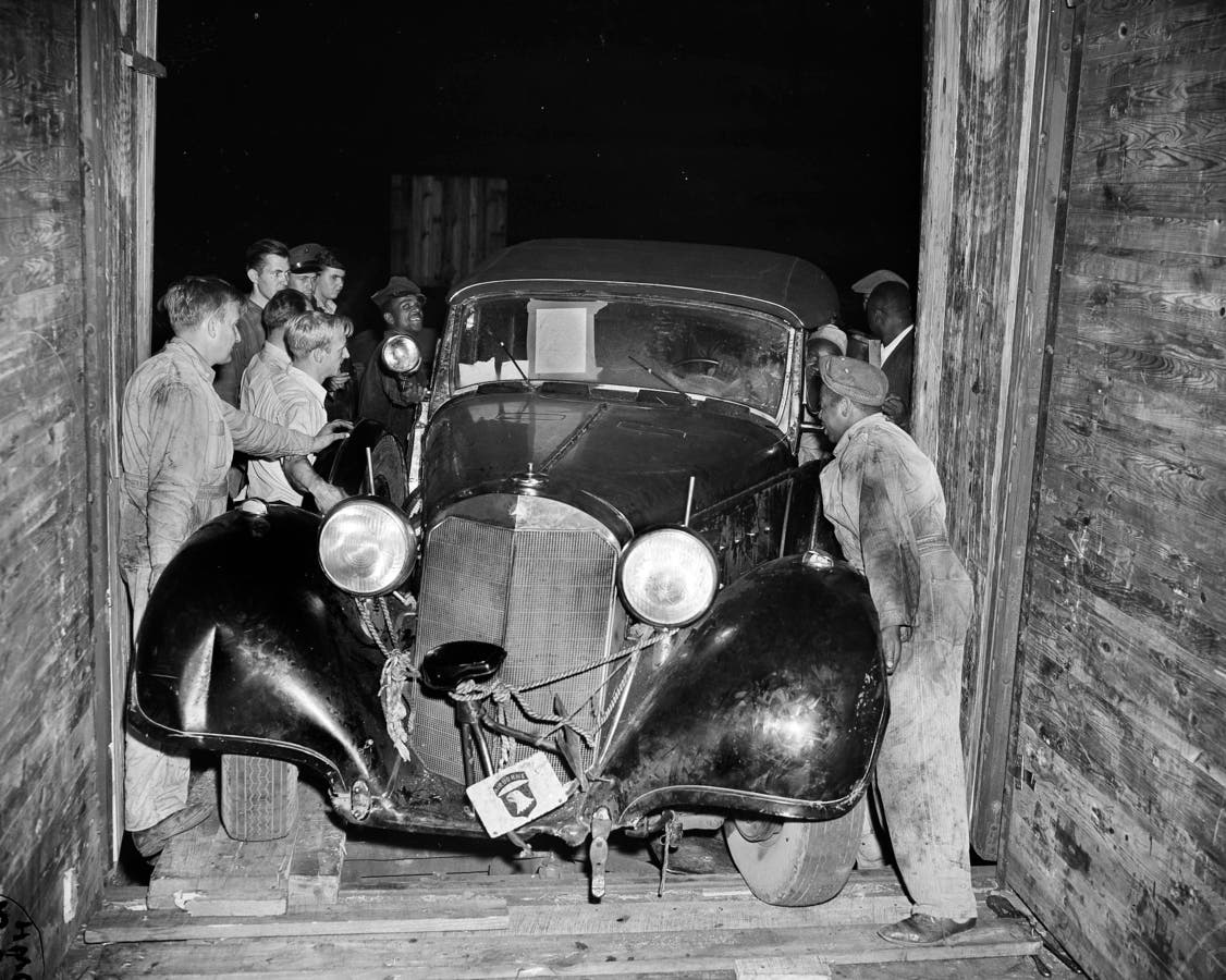Hitler's Mercedes Spotted In Medina: Report