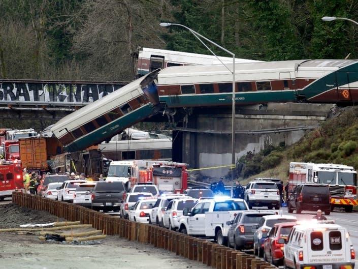 NTSB Issues Final Report On DuPont Amtrak Derailment