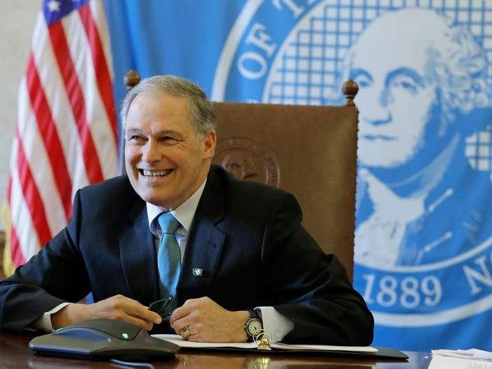 What Jay Inslee Can Do With Presidential Campaign Cash