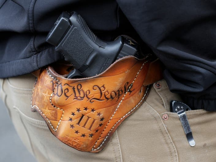 No Open Carry At Fred Meyer, Company Asks Shoppers