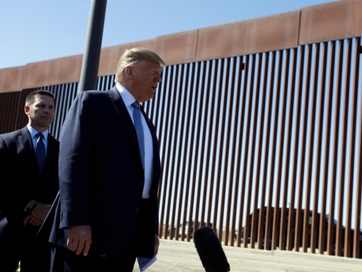 AG Ferguson Goes After Trump Over Border Wall Funding
