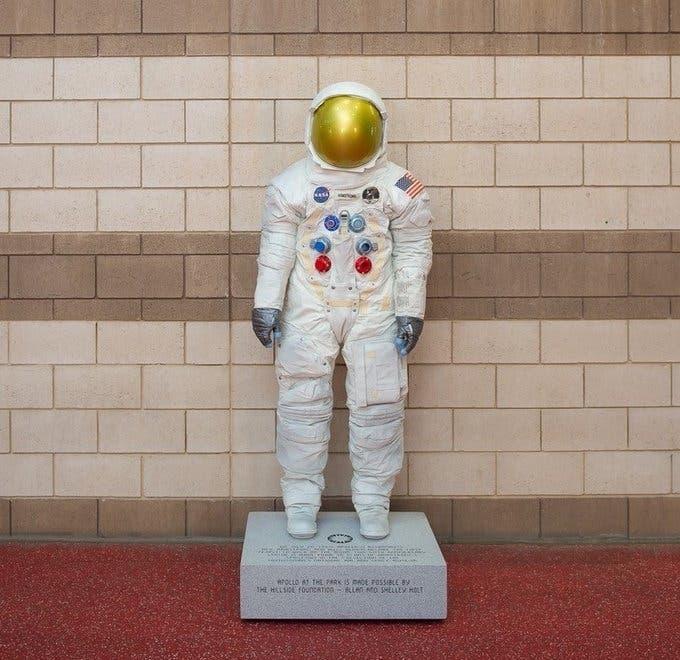 Christa McAuliffe, Neil Armstrong Meet At Framingham State