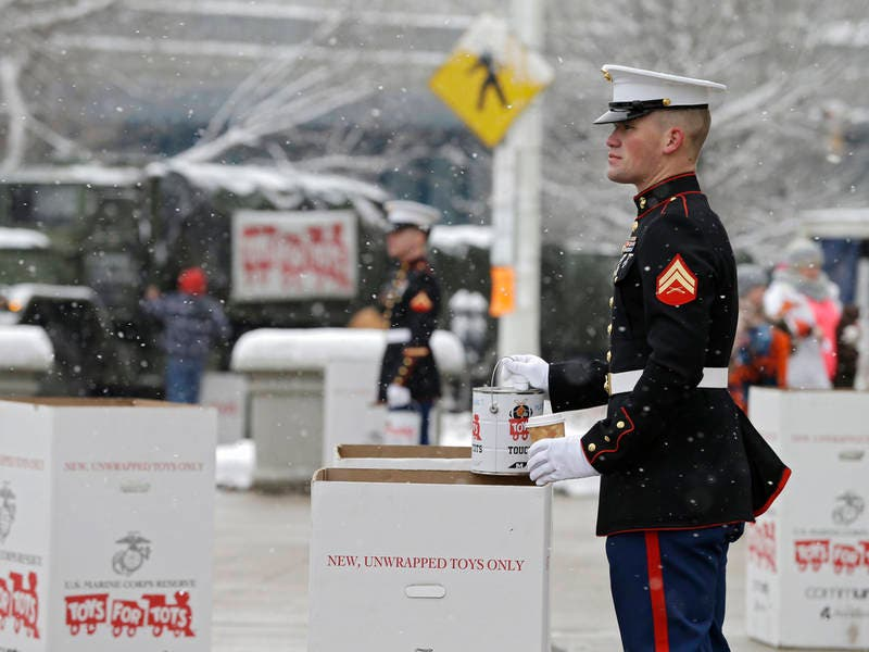 Toys For Tots Makes Urgent Appeal Christmas 2017