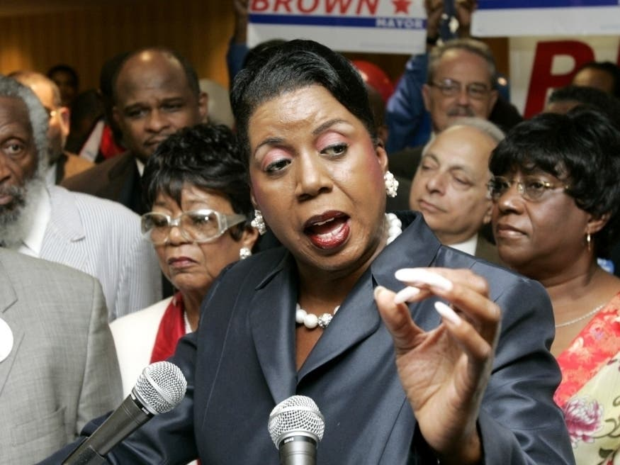 Dorothy Brown Decides Not To Run For Re-Election To 5th Term
