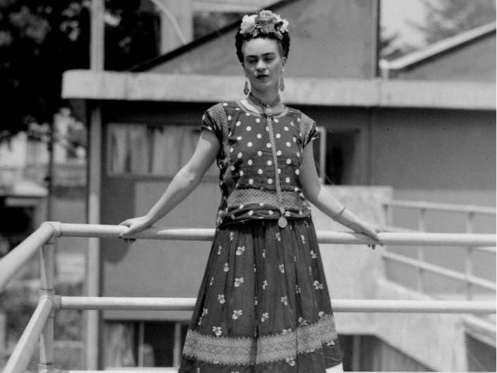 Frida Kahlo 2020 At College Of DuPage: Tickets On Sale Dec. 10