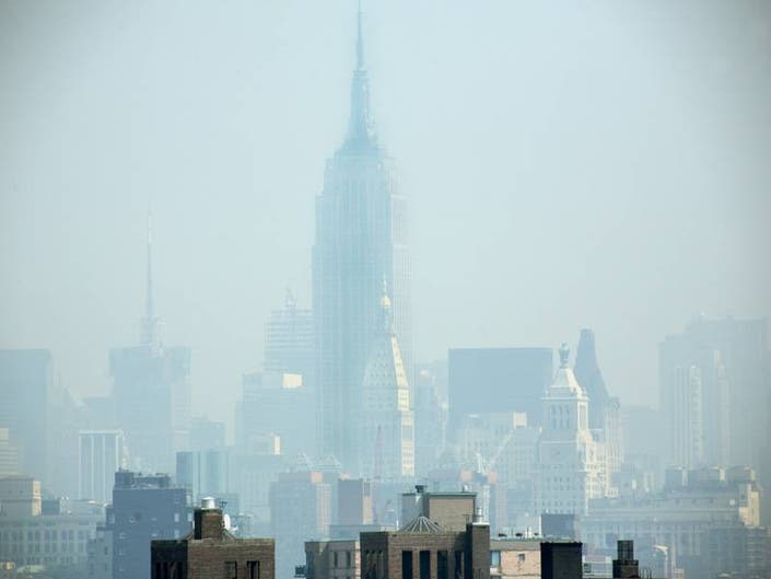 NYC Is Among Smoggiest Cities In Nation, Report Says | Patch PM