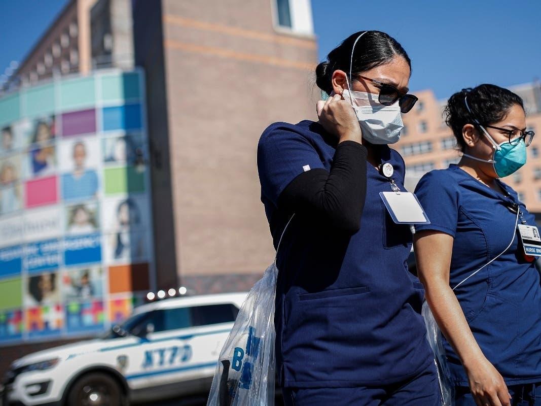 NYC Coronavirus Deaths Near 1K As Mayor Says Sick Undercounted